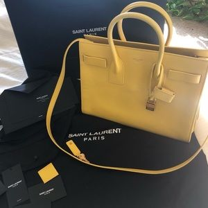 SAINT LAURENT SAC DE JOUR SMAL